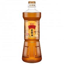金龙鱼压榨小榨菜籽油700mL