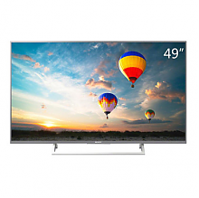 索尼49英寸4K超高清液晶电视机