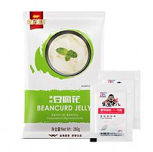 限地区:金龙鱼豆乳速食豆腐花260g*1袋  葡萄糖酸-δ-内酯 3g*2袋