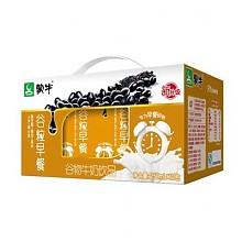 限地区:蒙牛黑谷谷粒早餐牛奶饮品250ml×12盒