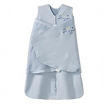 HALO包裹式全棉婴儿安全睡袋 3色 NB/S码