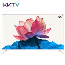 预约1号0点:KKTV 4K HDR液晶电视55英寸