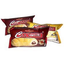 巧克力奶油夹心牛角包38g*12包