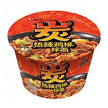 限华东:农心炭-热辣鸡排拌面98g