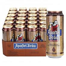 爱士堡修士啤酒 500ml*24罐