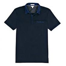 限L、M码:卡文克莱 403K286 男士时尚短袖POLO衫