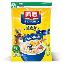 西麦早餐谷物燕麦片280g