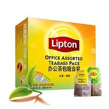立顿红茶50包+绿茶50包