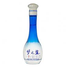 洋河梦之蓝浓香型白酒 45度100ml*2瓶