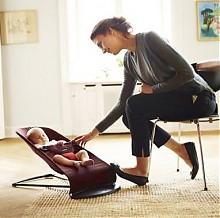 BabyBjorn平衡型柔软婴儿摇椅 自然摆动