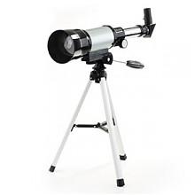 鹰之眼天文望远镜150倍放大 90mm物镜口径