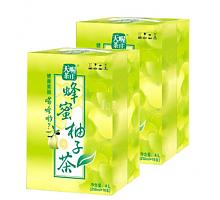 天喔茶庄 蜂蜜柚子茶250ml*16盒X2