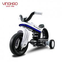 鹰豪新款儿童电动玩具车