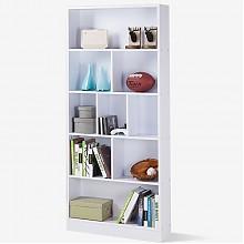 好事达 戈菲尔L80白色大书柜