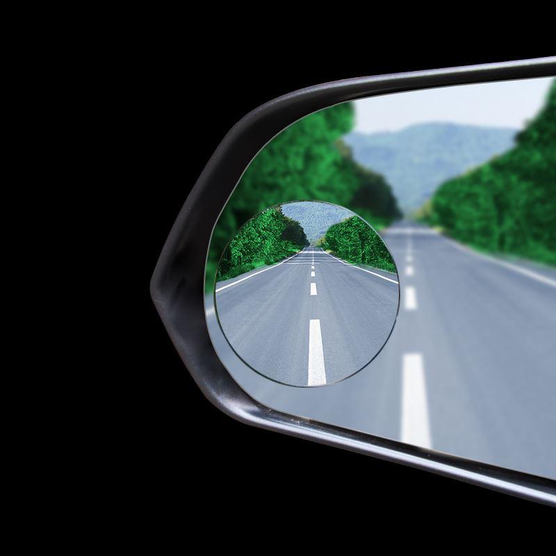 汽车360度可调后视镜小圆镜