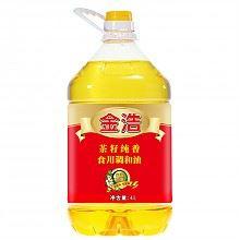 金浩 茶籽纯香食用调和油4L