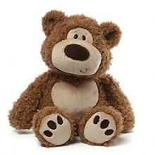 GUND Ramon 棕色泰迪熊18英寸