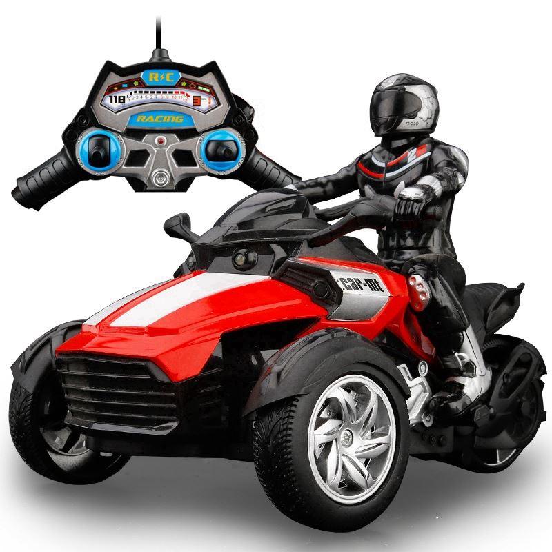 菲依遥控越野摩托车