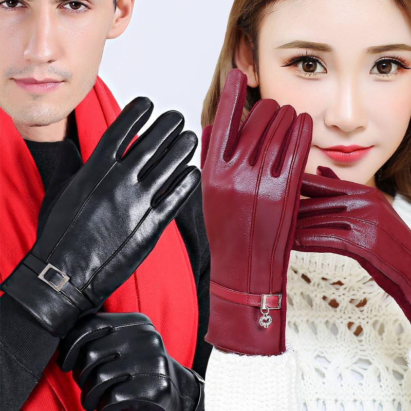 男女款手套可触屏