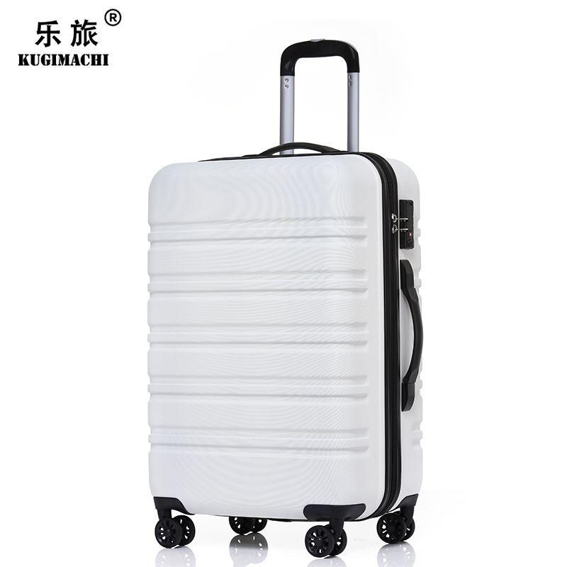 乐旅万向轮拉杆行李箱20寸