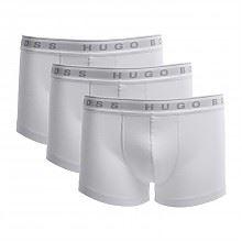 特价:HUGO BOSS男士平角内裤3条装 *2套