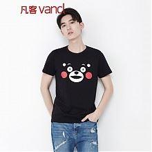 凡客诚品 熊本熊系列 中性款T恤