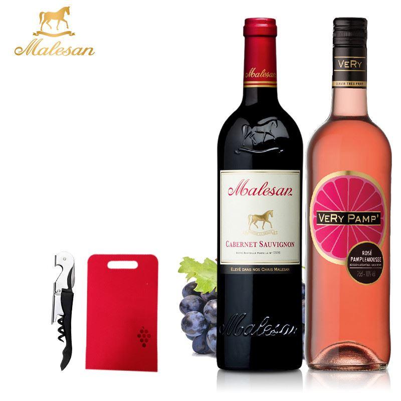 卡思黛乐法国原瓶进口干红葡萄酒