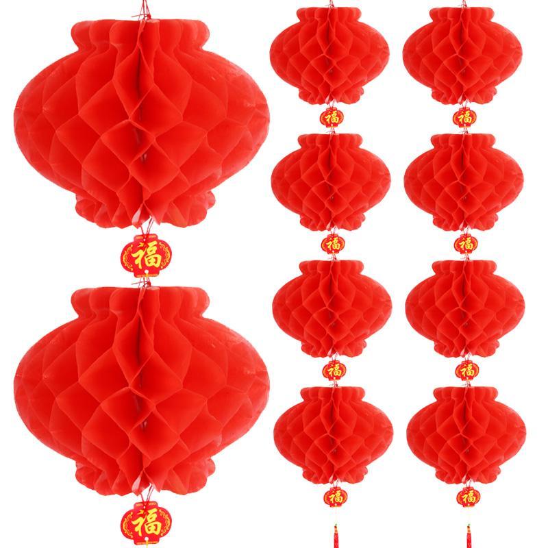 30个节日装饰小灯笼