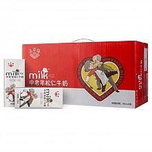 太子奶中老年松仁牛奶20盒 *2件