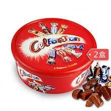 临期品:玛氏巧克力什锦糖果礼盒680g*2盒
